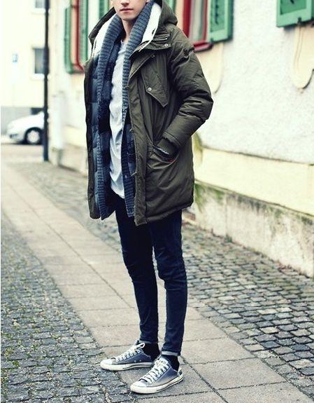 여자들이 좋아하는 남자 패션 모음