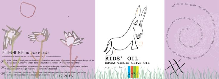 ``The diachronic value of the Olive Tree as an inspiration for the kids`` Ladi Biosas Kids' extra virgin olive oil creates an interest for the children concerning the ancient history of the olive tree, the fruit, the olive juice and the beneficial properties in their diet. The olive tree is a source of inspiration for their development in art and culture. Ladi Biosas Kids´ inspires children to discover the precious tree of the Greek land and comprehend the symbols of peace, wisdom and…