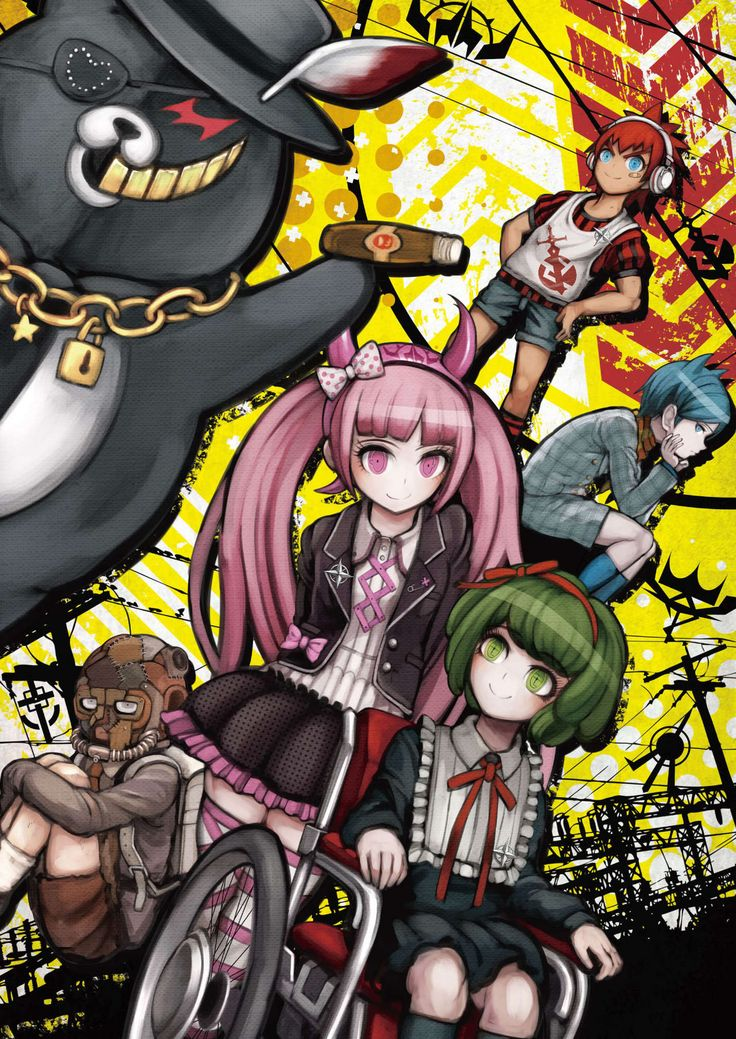 In 2014 September going to hits the Japan market the next Danganronpa game the Zettai Zetsubou Shoujo Danganronpa Another Episode on PS Vita. Description from senpaigamer.com. I searched for this on bing.com/images