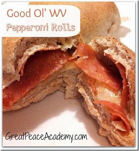 West Virginia's Pepperoni Roll