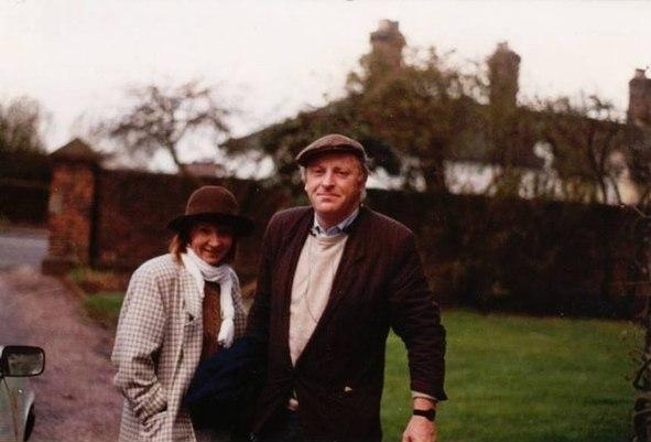 Joseph Brodsky / Valentina Polukhina London, 1985