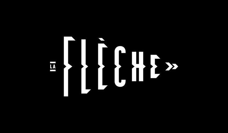 La Flèche logo by CPEN10
