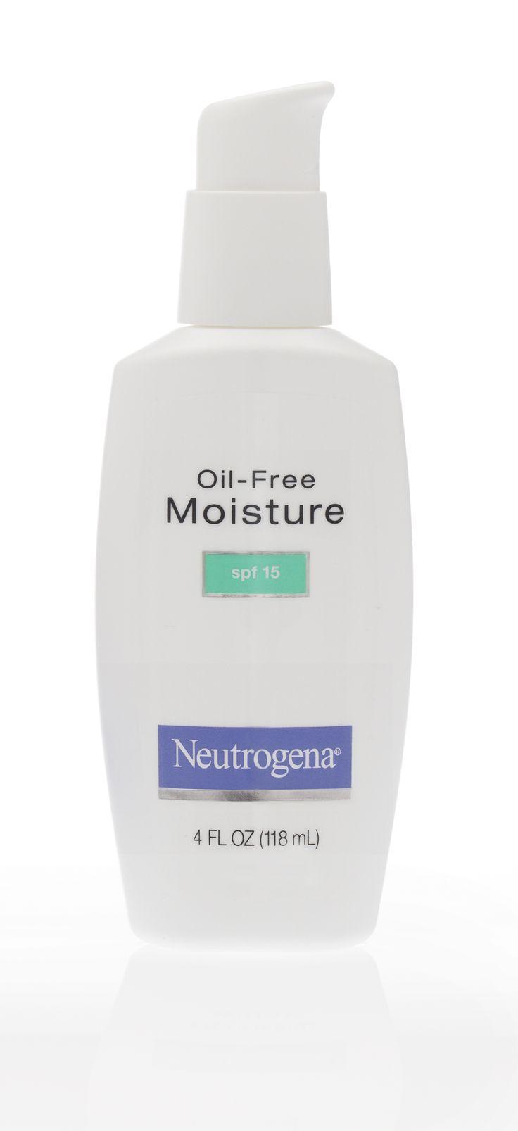 Neutrogena Oil-Free Moisture.