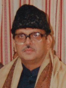 Vishwanath Pratap Singh  (1931-2008) Premier Ministre (1989-1990)
