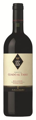 In stock - 63,45€ 2008 Antinori Guado al Tasso Guado al Tasso, red dry , Italy - 94pt Wine of nice ruby-red colour. Aroma is matured with pleasant tones of redcurrants, gradually covered with aromas of dark chocolate, coffee and soft toasting. Nicely structured taste of the wine hides velver tannins and repeating dominant tones of dark chocolate and coffee. Aftertaste is unbelievably long, cinnamon.