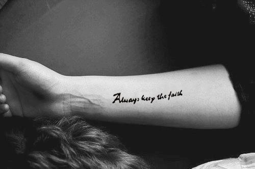 how to keep a temporary tattoo
