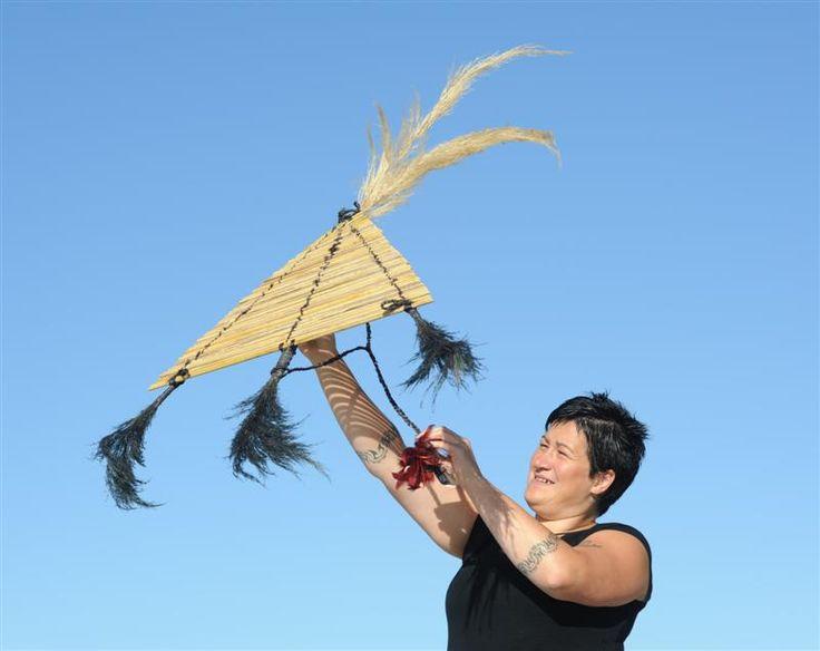 traditional maori kites - Google Search
