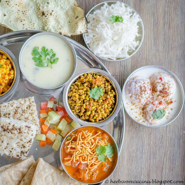 Herbivore Cucina: Gujarati (Jain) Thali