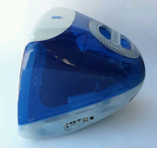 Vintage-Apple-iMAC-M5521-PC-Desktop-Computer-INDIGO-BLUE-With-OSX-9-2-Works