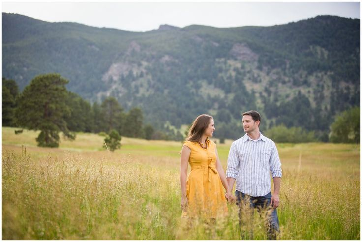 Image result for engagement photos meadow