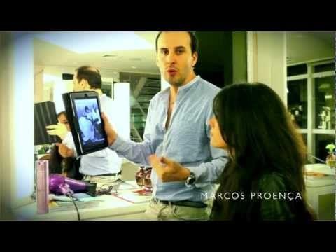 Garotas Modernas: Dicas de Beleza - DIY (faça você mesma): como arrumar a franja com a ajuda de Marcos Proença