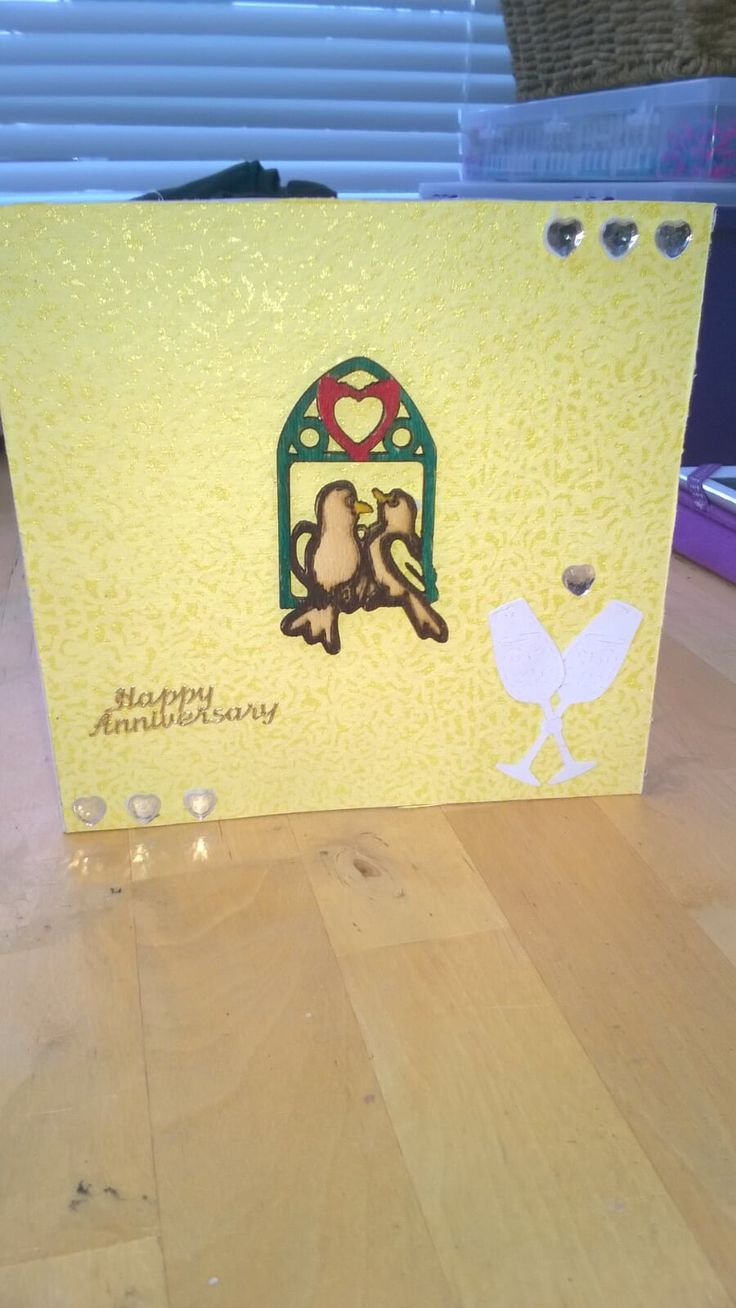 10 Best Anniversary Cards Ive Made Images On Pinterest Anniversary