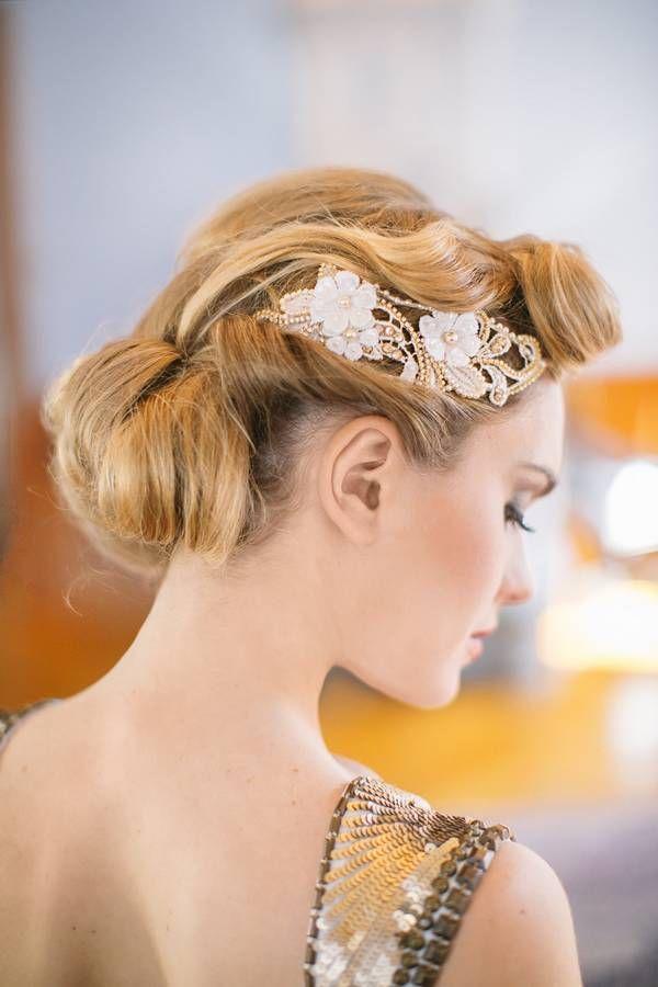 Short Wedding Hairstyles 2014-2015-5