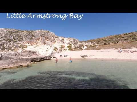 Rottnest Island by Drone, Western Australia, January 2015 - YouTube