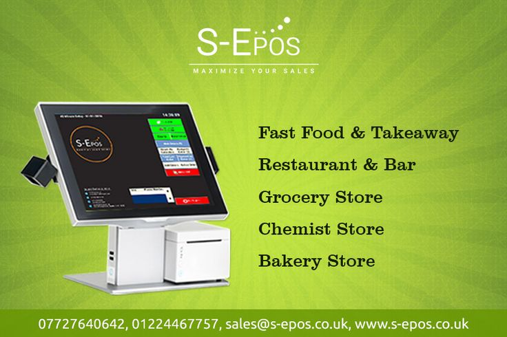 We offer a full range of #Epos #systems for all retail and #hospitality #businesses. Call Us +44(0)-7727640642