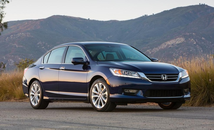 2013 Honda Accord V6 Touring!  Yesssssssss.