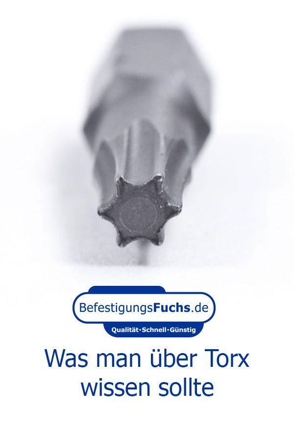 Was man über Torx wissen sollte