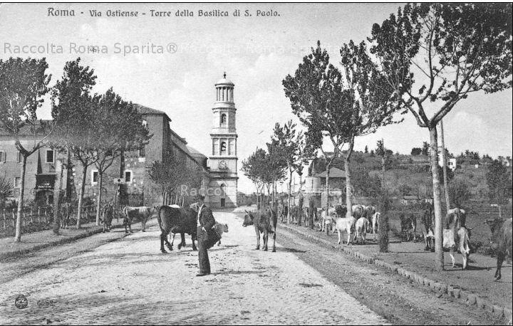 Via Ostiense 1912