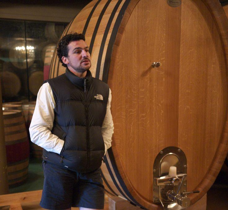 Carl van der Merwe, DeMorgenzon winemaker