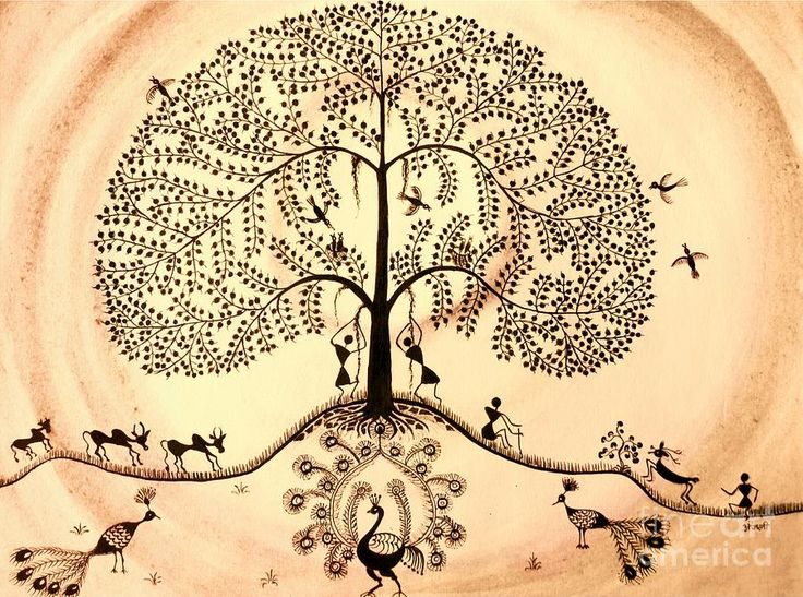 258 best ~~TREE of LIFE Art~~ images on Pinterest | Tree of life ...