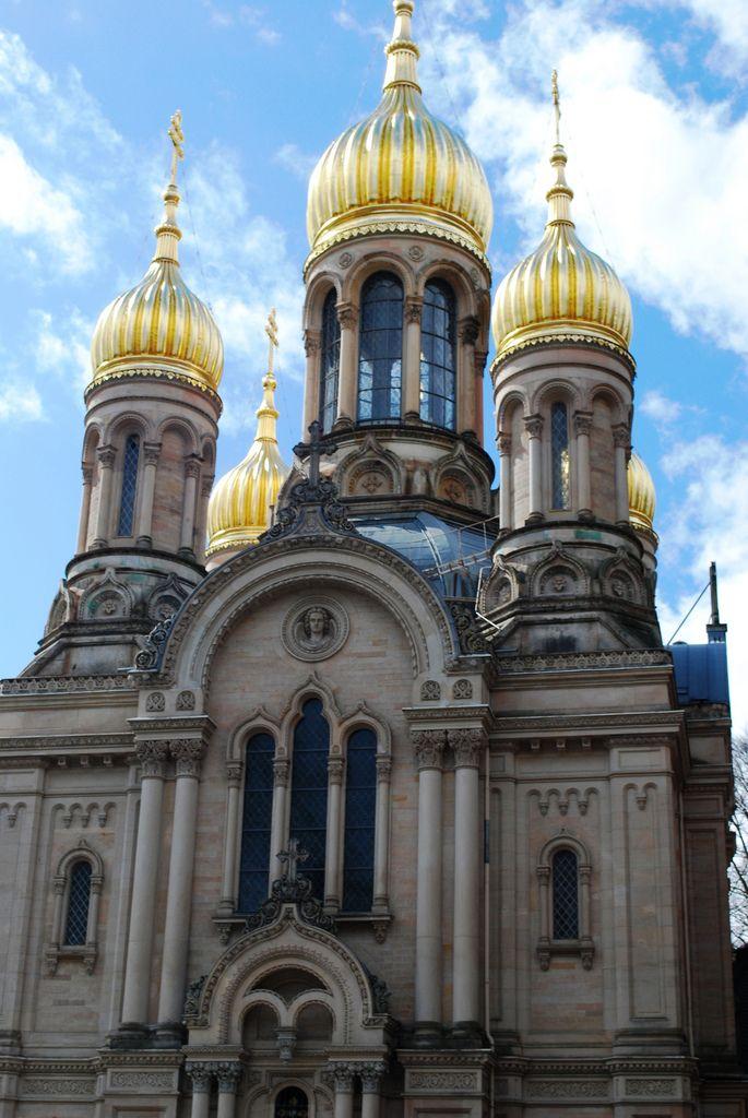 Russisch-Orthodoxe Kirche Wiesbaden