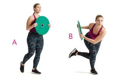 Here is the 15-minute workout that will challenge your upper body in a while new way.