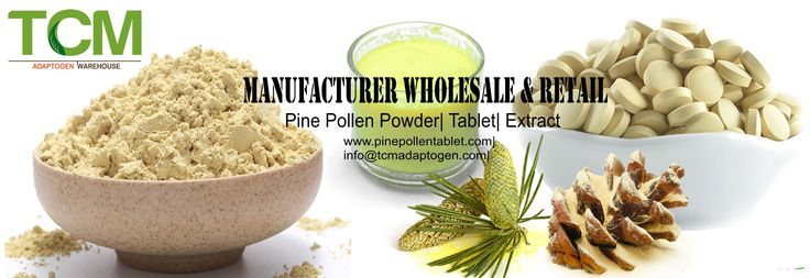 TCM Adaptogen Warehouse Co., Limited launches its range of quality assured pollen powders and tablets