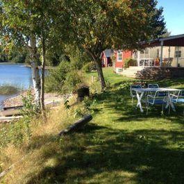 Ferienhaus in Dalsland auf Traumgrundstück direkt am See