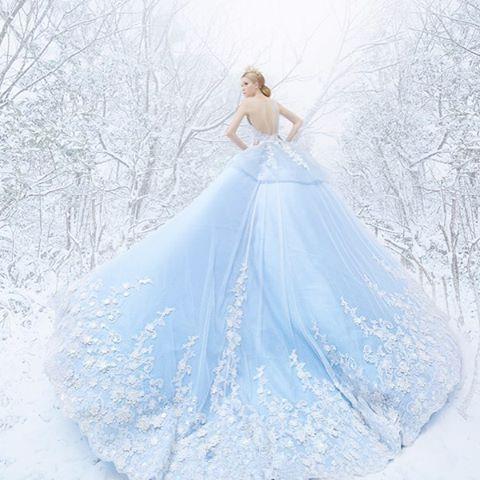 Disney Wedding Dresses for Babbys