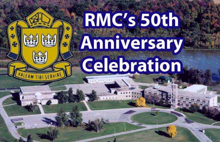 rmc 50th anniversary
