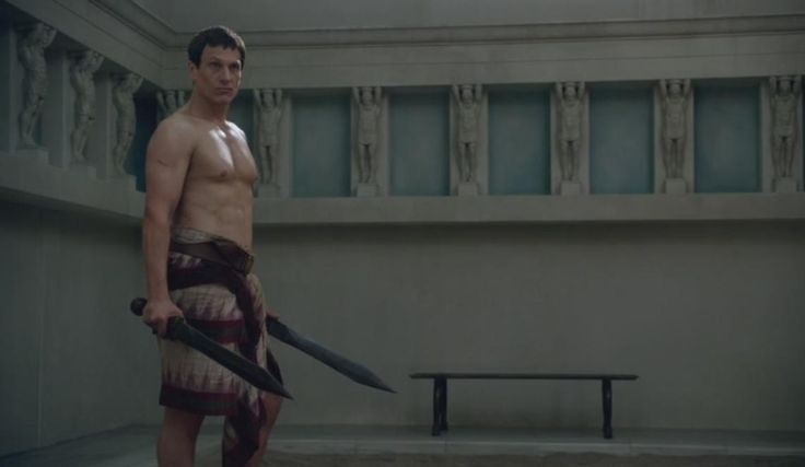 Spartacus war of the damned: Enemies of Rome review