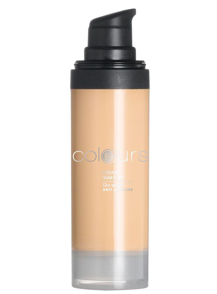 LR Colours Cream Make-up Dark Caramel 30 ml