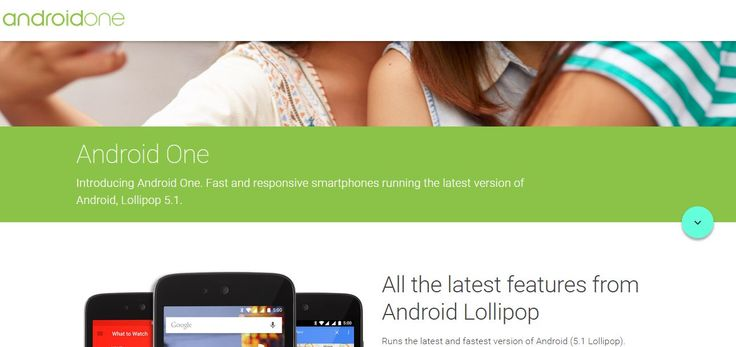 Android One gets Android 5.1 Lollipop Update, says Official Site, Follow the website and read more about what features and services Google has released with the update