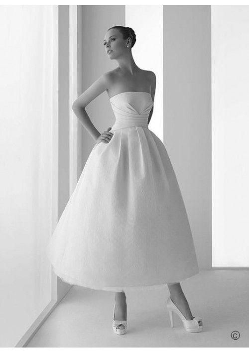 Свадебные платья формата мини