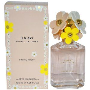 Marc Jacobs Daisy Eau So Fresh  byMARC JACOBS  5.0 out of 5 starsSee all reviews(8 customer reviews) | Like (12)  List Price:$85.00  Price:$72.00
