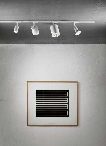 Illuminazione a binario alogena / rotonda / in alluminio NAKED A by Smoke Detektors VERTIGO BIRD d.o.o.
