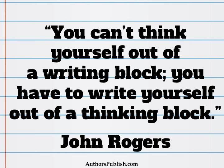 Help! writer's block! family topic?