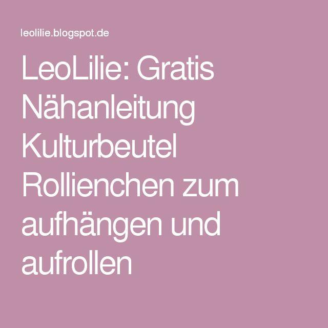 1000 ideas about kulturbeutel zum aufh ngen on pinterest dopp kit sewing patterns and. Black Bedroom Furniture Sets. Home Design Ideas
