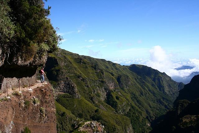 Pico do Areeiro - Pico Ruivo. #madeira #secretmadeira
