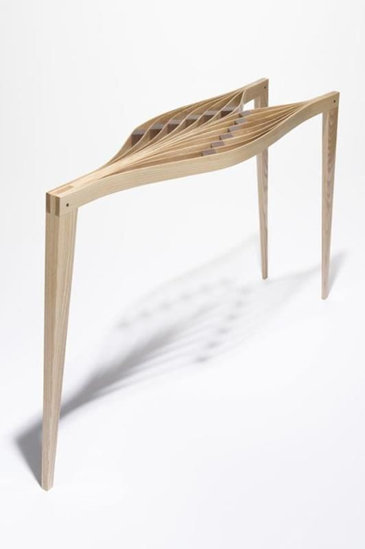 Nucharin Wangphongsawasd is a graduate student in the Woodworking and Furniture Design at Rochester Institute of Technology-