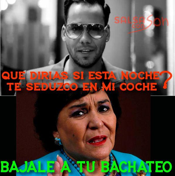 Bachata Romeo Santos Carmen Salinas Propuesta Indecente Memes