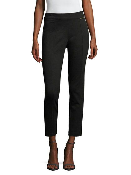 Slim Leg Compression Pant  by Anne Klein at Gilt