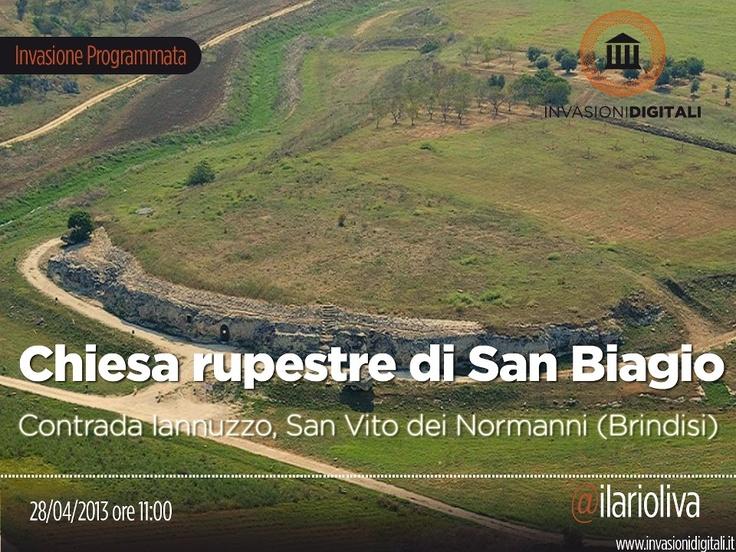 #InvasioniDigitali Domenica 28 aprile alle 11.00 Invasore: Ilaria Oliva