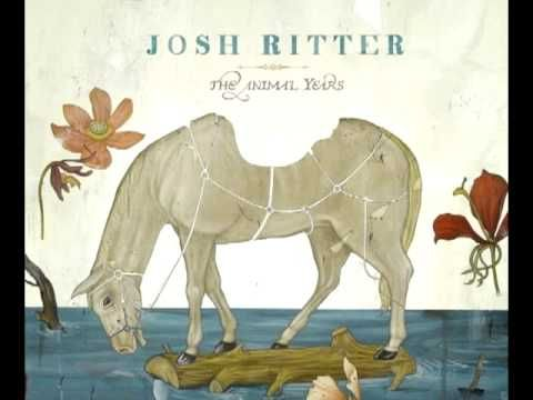 Josh Ritter - Thin Blue Flame {{{big, long, epic and pretentious. this dude is WORKING for you to take him seriously}}}