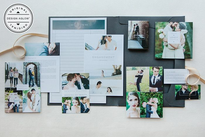 Wedding Welcome Packet: Everything you need to guide clients through every step of a boutique studio experience & investment. All professionally written verbiage is included! #designaglow
