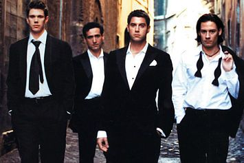 30 best il divo images on pinterest beautiful boys - Il divo gruppo musicale ...