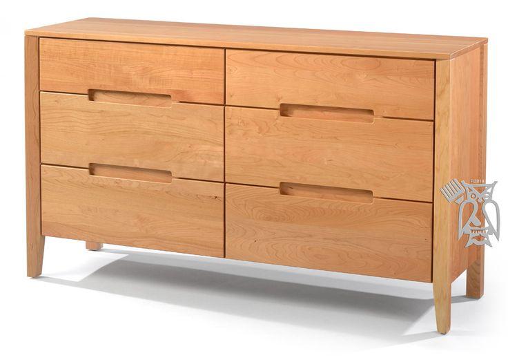 Die besten 25+ Six drawer dresser Ideen auf Pinterest - kommode schlafzimmer modern