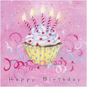 WS505 Cupcake Celebration.   www.gailscards.com.au