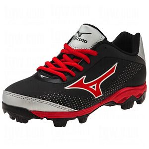 Mizuno Mens 9-Spike Franchise 7 Molded Baseball Cleats (Low). 3