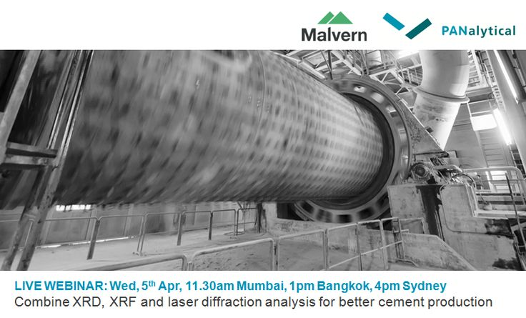Too many fines in a cement particle, the cement sets too hot and cracks. Too many coarse particles and the strength is adversely affected. Imagine if your #cementplant combined particle size distribution analysis with mineralogical and elemental analysis. How much more efficient would your plant production be? Register for our free webinar. https://lnkd.in/fvw7au7
